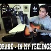 Drake - In My Feelings, Redbone, I Fall Apart, Beautiful, Changes [MashUp] [Cover By Brian Mendoza]