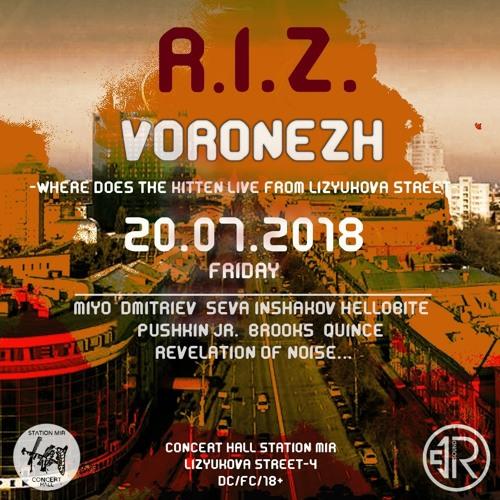 Revelation Of Noise - Liveset @ R.I.Z. 20.07.2018