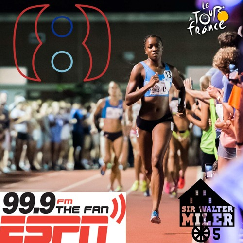 Bonus Content - Pat chats Sir Walter Miler on the Sports Channel 8 Radio Show