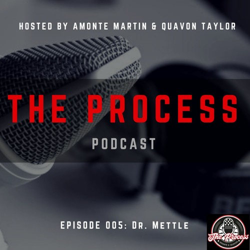 Episode 005: Dr. Mettle (feat. Dr. Crystal Harrison-Taylor)