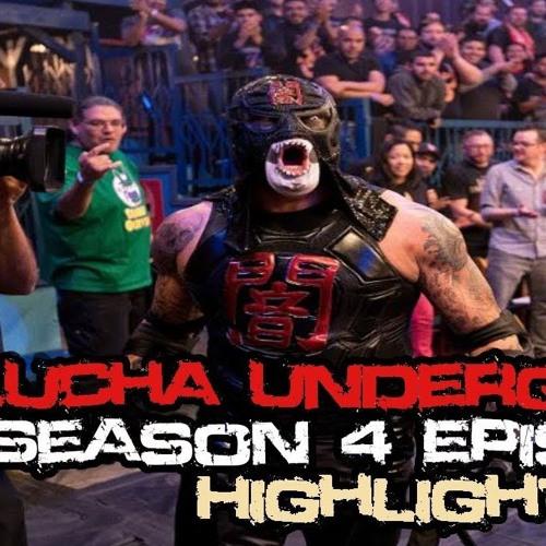 Lucha Aferground Season 4 Episode 6