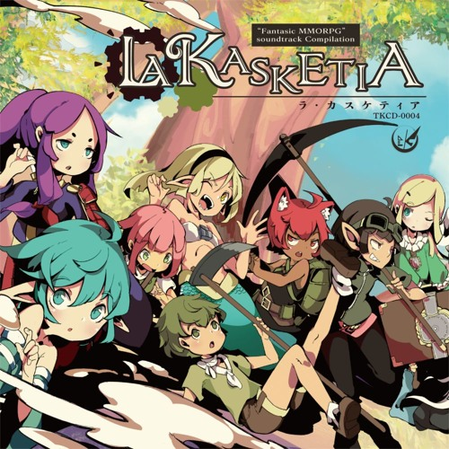 "9th Album ""La Kasketia"" XFD"