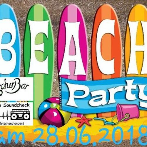 Beach Party (28.07.2018)