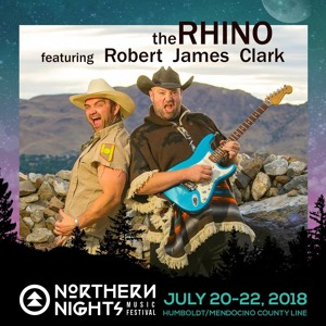 Feat Robert Clark on guitar LIVE at the Bunker Stage Northern Nights Festival 2018