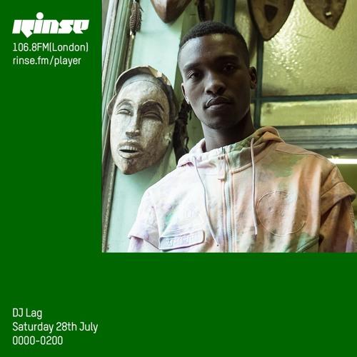 DJ Lag - 28th July 2018