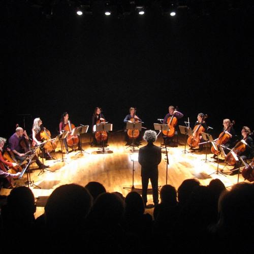 AIGAIO In Memoriam Ilias Venezis  - For 12 Violoncelli (Excerpt)