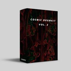 Cosmic's DrumKit Vol. 2 (OUT NOW!) *LINK IN DESCRIPTION*