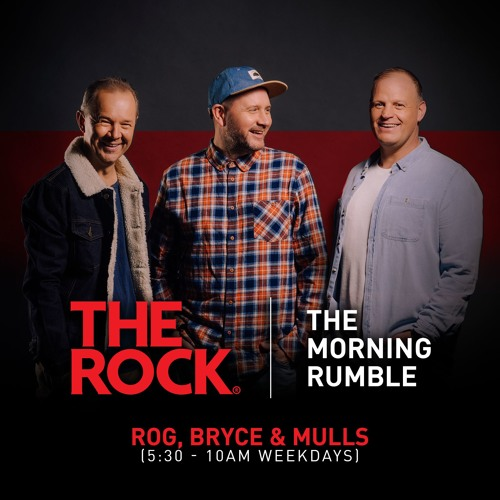The Morning Rumble Podcast - Friday 20 Jan