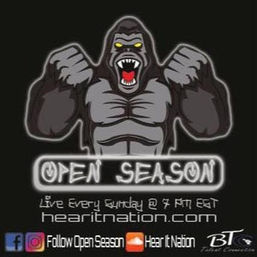 Open Season [Replay 7-29-18]