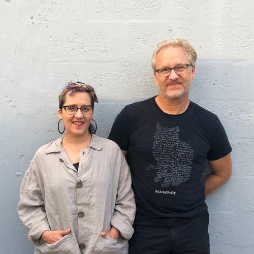 Couples: Anja Marais, Artist & Rudi Repenning, Designer / #10