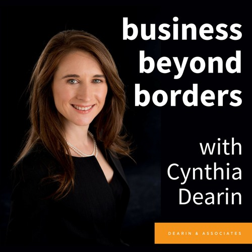 Business Beyond Borders Podcast Episode #17 - Corinne Bot, Founder & CEO of Polyglot