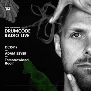 Adam Beyer @ Drumcode Radio 417, Tomorrowland 2018-07-27 Artwork