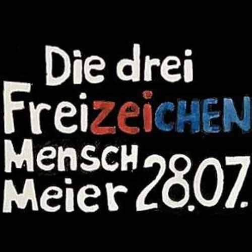 Stas Kolbass - @Mensch Meier / Die Drei Freizeichen Codename: Sommerloch