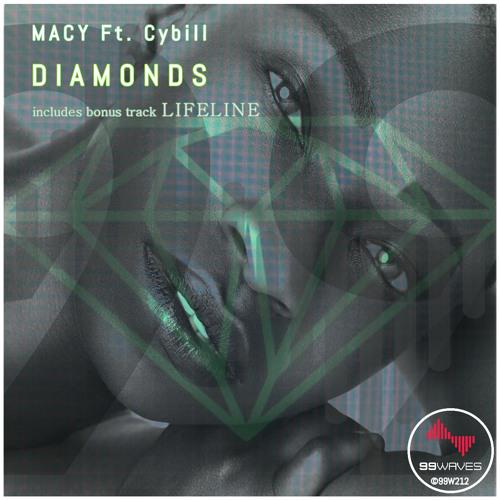MACY - Diamonds ft. Cybill (Original Mix)