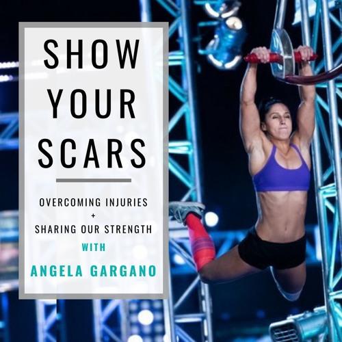 072: American Ninja Warrior Angela Gargano