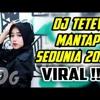 DJ TETEW Remix VIRAL Tik Tok BASS MANTAB (Free Download)