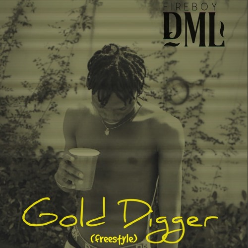 Fireboy DML - Gold Digger (freestyle)