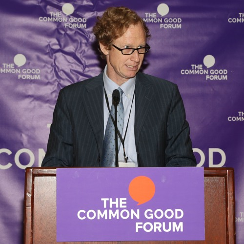 "The Common Good Forum: Ambassador Jan Kickert - ""The Ticking Atomic Clock"""