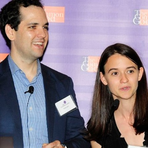 """Indivisible Founders Ezra Levin and Leah Greenberg - """"Citizen Action Sweeping the Country"""""""