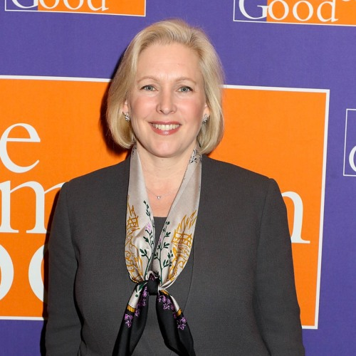"The Common Good Forum: Senator Kirsten Gillibrand- ""Empowering Women: What's Next?"""