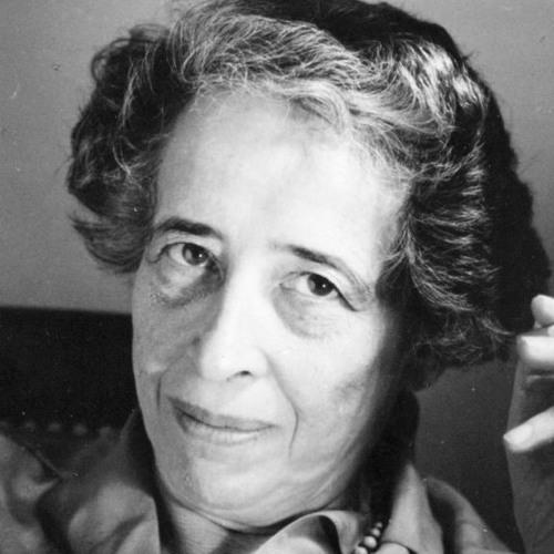 Hannah Arendt Eichman À Jerusalem