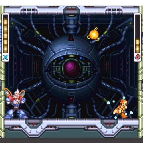 Mega Man X3 (SNES) - Dr  Doppler's Battle by Old-is-Gold