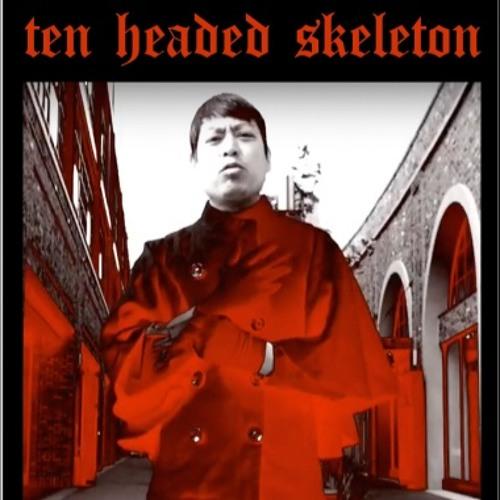 Ten Headed Skeleton - Toothless Vampire