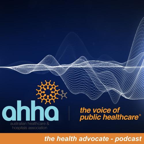 The Health Advocate Podcast Episode 3 - Elizabeth McCourt and Rebecca Haddock