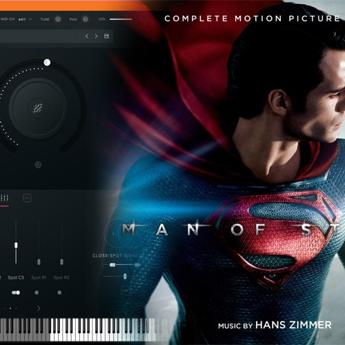 Upcoming Man Of Steel Projects - First Look (Hans Zimmer