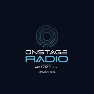 Artento Divini - Onstage Radio 046 2018-07-30 Artwork