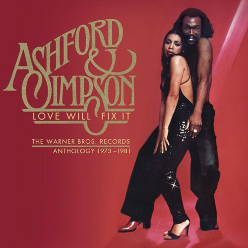 Ashford & Simpson - Love Will Fix It - The Warner Bros. Records Anthology 1973 - 1981 CD3