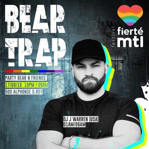 Official Bear Trap (Montreal Pride) Promo Podcast