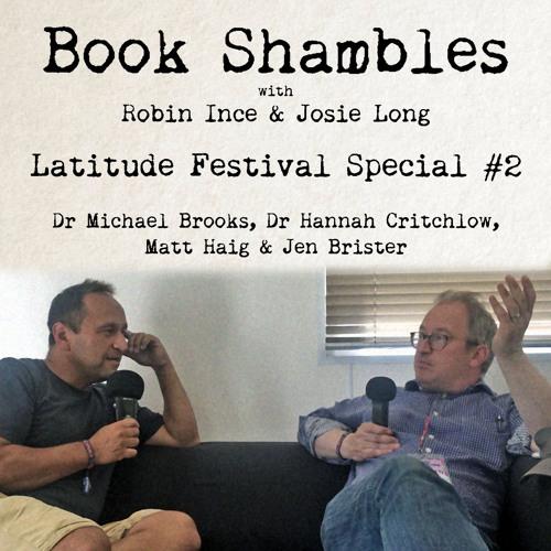 Book Shambles - Latitude Festival 2018 Special - Part 2
