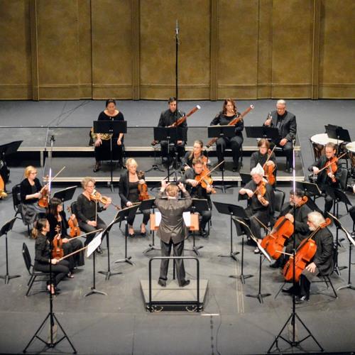 "Ellen Reid: ""Petrichor"" with Los Angeles Chamber Orchestra (excerpt)"