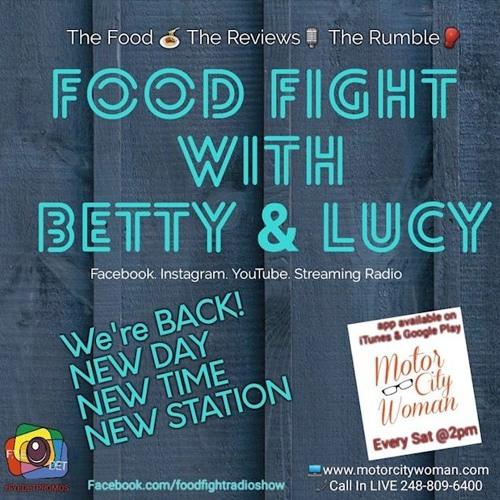 Motor City Foodettes Show 8 New Mix 7 - 28 - 2018