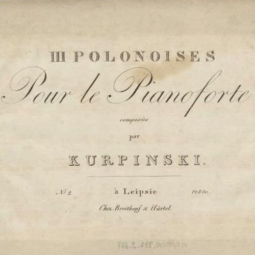 Karol Kurpiński - Polonaise in f minor (1814)