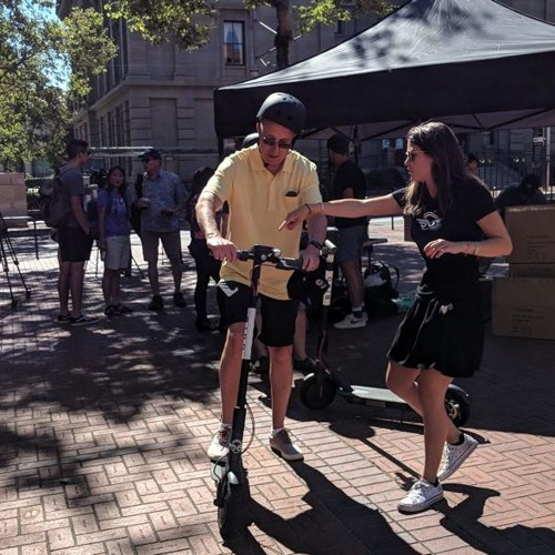 BizTribCast 07-31-2018 Electric Scooters in PDX