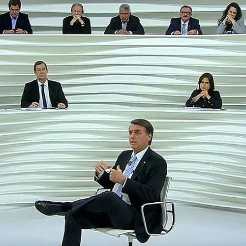 Bolsonaro ataca os pobres, nega o inegável e mente no Roda Viva