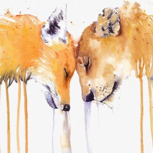 Horror Inc - The Fox And The Lion (Le Renard & Le Lion)