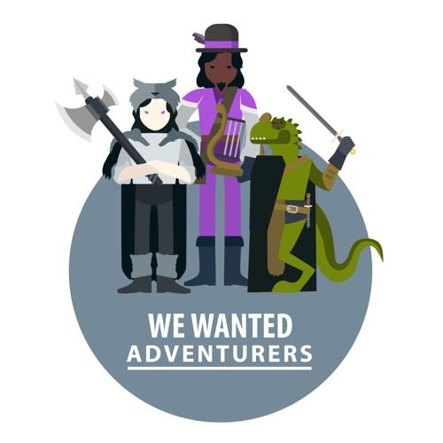 We Wanted Adventurers - Season One