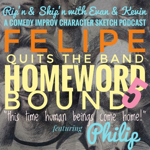 Ep 115 - Philip Quits The Band