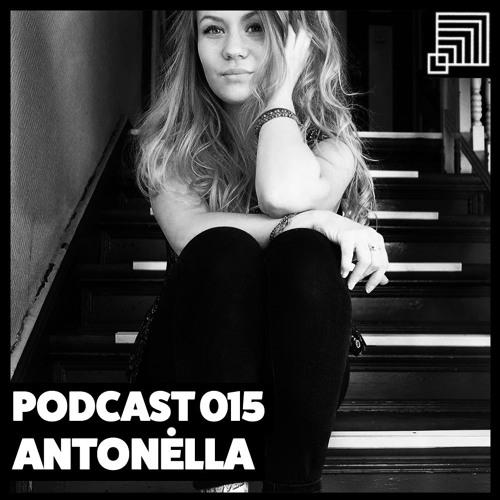 Monophobia Podcast #015 - Antonėlla