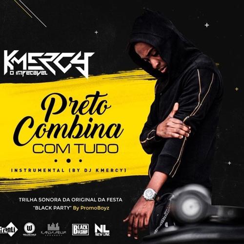 DJ KMeRcY- Preto Combina Com Tudo (Instrumental) 2k18 Original Mix