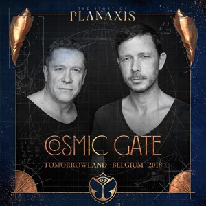 Cosmic Gate @ Tomorrowland Weekend 2 2018-07-27 Artwork