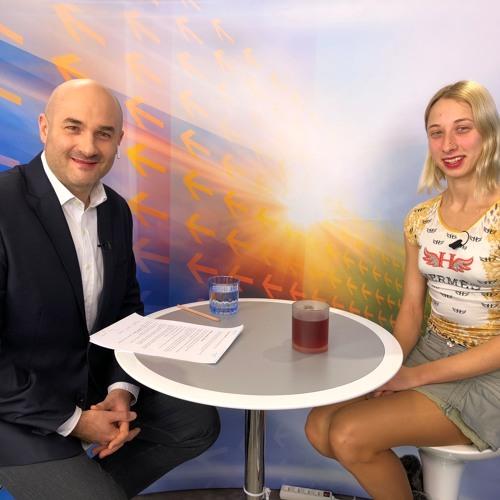 Otazníky: Tereza Horáková - Za dva roky chci na olympijské hry