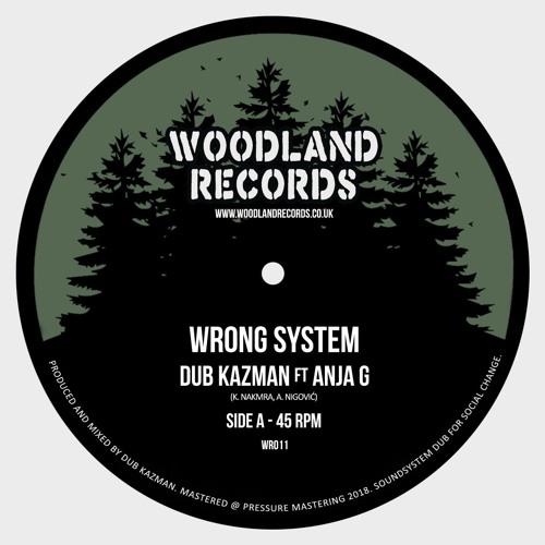 WR011 - DUB KAZMAN ft ANJA G - Wrong System *SAMPLE*