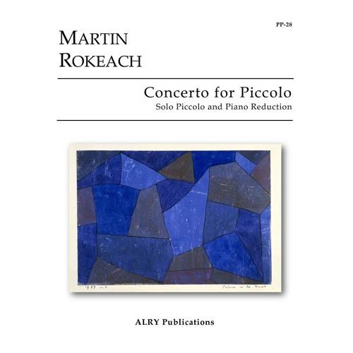 Martin Rokeach - Concerto for Piccolo and Piano
