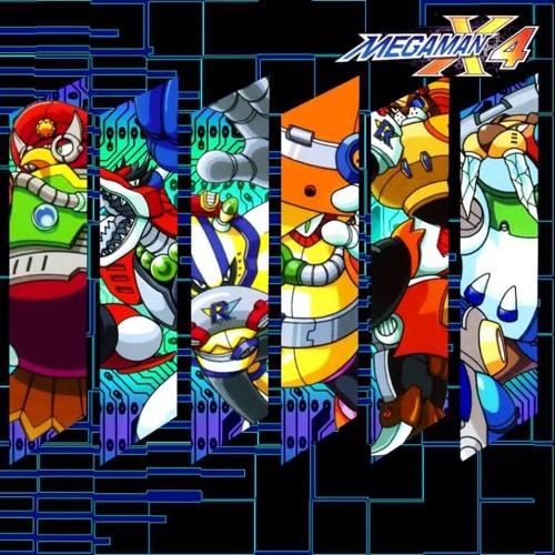 Madison : Megaman x4 bosses