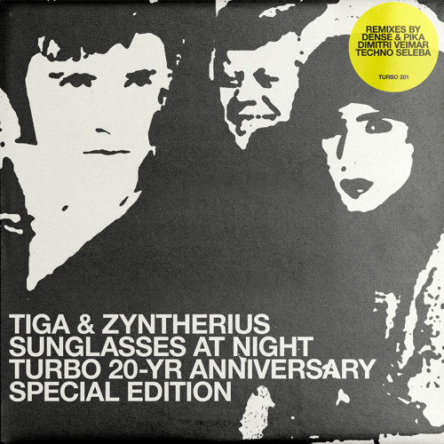 Tiga & Zyntherius - Sunglasses At Night (Techno Seleba Remix)