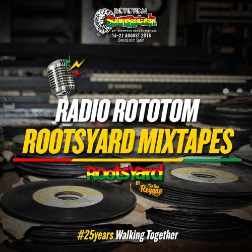 Roots Yard 2018 - Radio Rototom Sunplash
